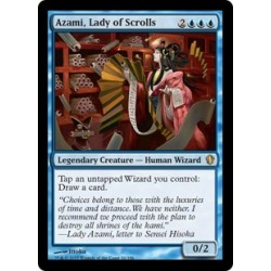 Azami, Lady of Scrolls C13 NM