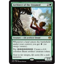 Architect of the Untamed KLD NM