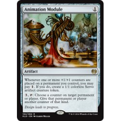 Animation Module KLD NM