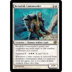 Benalish Commander PLC SP