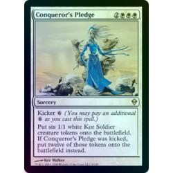 Conqueror's Pledge FOIL ZEN MP