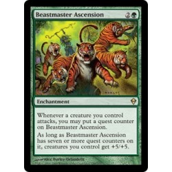 Beastmaster Ascension ZEN NM