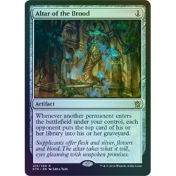 Altar of the Brood FOIL KTK NM