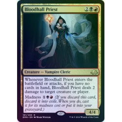 Bloodhall Priest FOIL EMN NM
