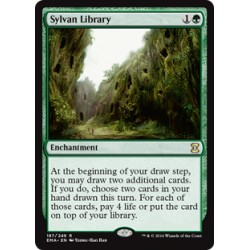 Sylvan Library EMA NM