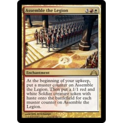 Assemble the Legion GTC NM