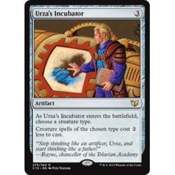 Urza's Incubator C15 NM