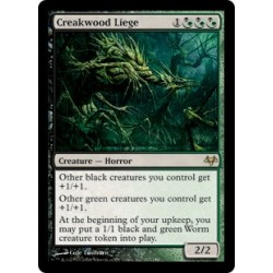 Creakwood Liege EVE NM