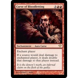 Curse of Bloodletting DKA NM