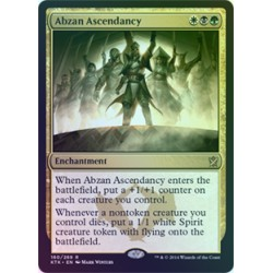 Abzan Ascendancy FOIL KTK NM