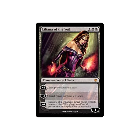 Liliana of the Veil INN NM