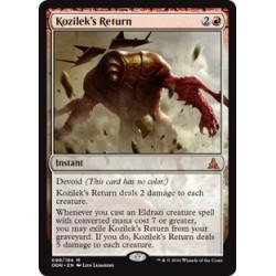 Kozilek's Return OGW NM