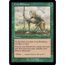 Crop Rotation ULG NM