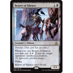 Bearer of Silence OGW NM