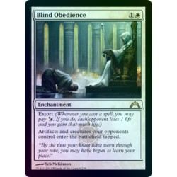 Blind Obedience FOIL GTC SP