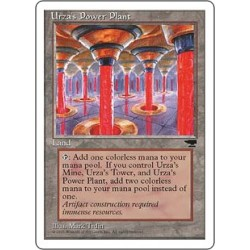 Urza's Power Plant (Columns) CHR NM