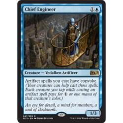 Chief Engineer M15 NM