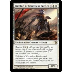 Eidolon of Countless Battles BNG NM