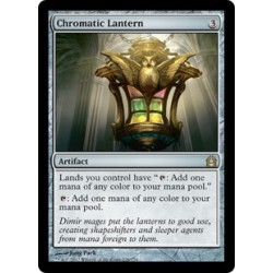 Chromatic Lantern RTR SP
