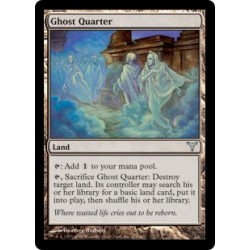 Ghost Quarter DIS SP
