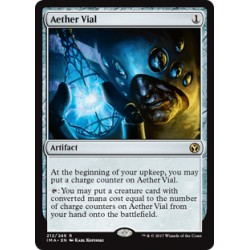 Aether Vial IMA NM