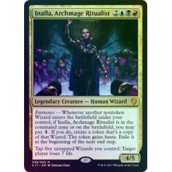 Inalla, Archmage Ritualist FOIL C17 NM