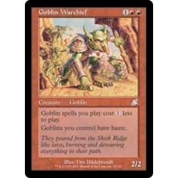 Goblin Warchief SCG NM