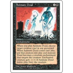 Animate Dead 5ED NM