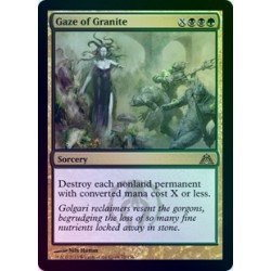 Gaze of Granite FOIL DGM NM
