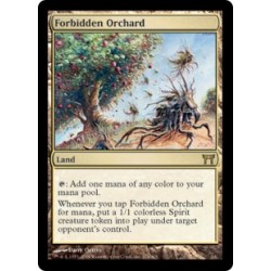 Forbidden Orchard CHK NM