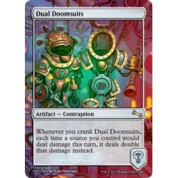 Dual Doomsuits UST NM