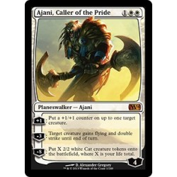 Ajani, Caller of the Pride M14 SP
