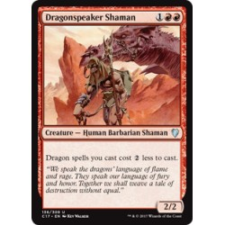 Dragonspeaker Shaman C17 NM