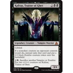Kalitas, Traitor of Ghet OGW NM