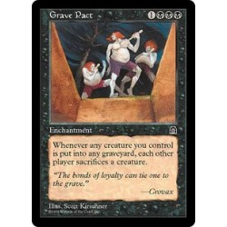 Grave Pact STH MP
