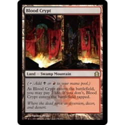 Blood Crypt RTR NM