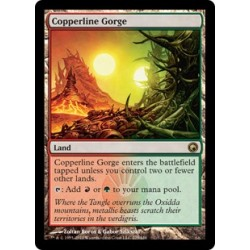 Copperline Gorge SOM NM-