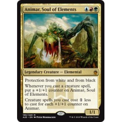 Animar, Soul of Elements A25 NM