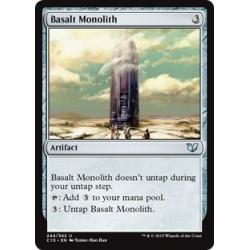 Basalt Monolith C15 NM