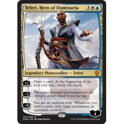 Teferi, Hero of Dominaria DOM NM