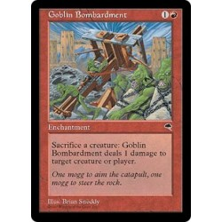 Goblin Bombardment TMP SP