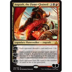 Angrath, the Flame-Chained RIX NM