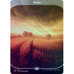 Plains FOIL UST NM