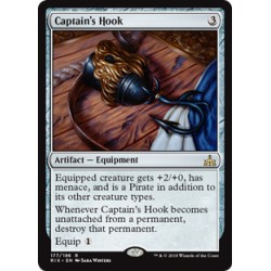 Captain's Hook RIX NM