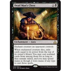 Dead Man's Chest RIX NM