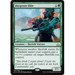Deeproot Elite RIX NM