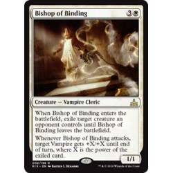 Bishop of Binding RIX NM