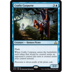 Crafty Cutpurse RIX NM