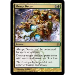Abrupt Decay RTR NM