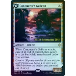 Conqueror's Galleon PRE-RELEASE FOIL XLN SP